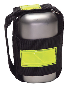 Photo of Equipment in Belt Holder with High Visibility Panel