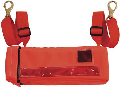 CAB High Visibility custom bag, padded, viewing window