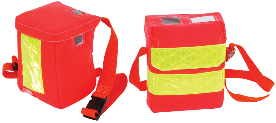 Photo of CAB padded Bag with Reflective Marking