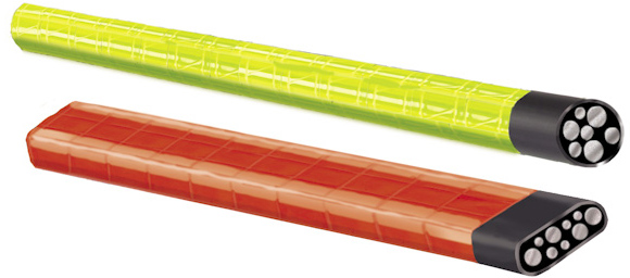 CAB Reflective Pipe & Cable Covers