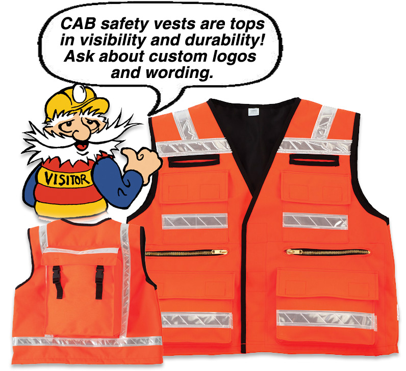 CAB-Mechanic-Utility-Vest