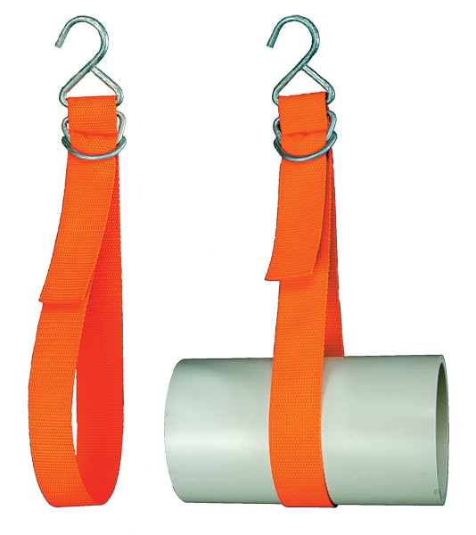 CAB Double D-Ring Webbing Hanger