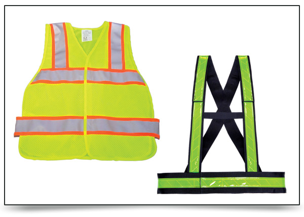 CAB Reflective Safety Apparel