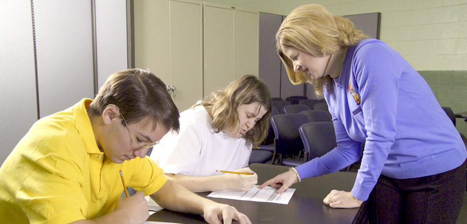 School to work training for high school students
