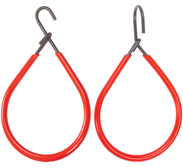 CAB Latchback Hooks standard and 90 degree offset