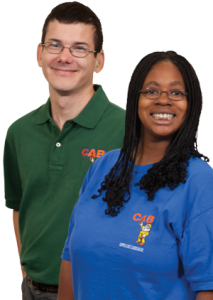 Two employees of CABH