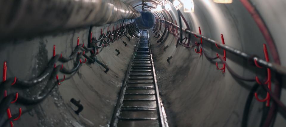 Side Mount Hangers Tunnel