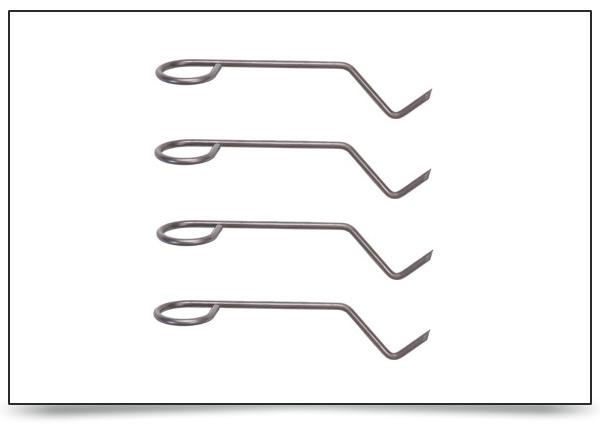 Brattice Hangers