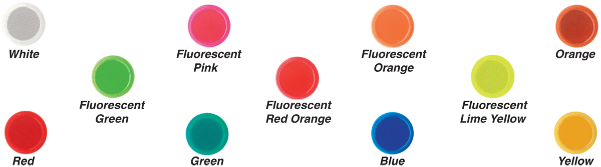 CAB-Reflective Color Chart