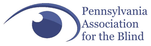 PA Association for the Blind logo