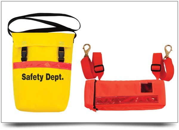 High Visibility Bags & Covers