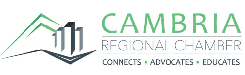 Cambria Regional Chamebr of Commerce Logo