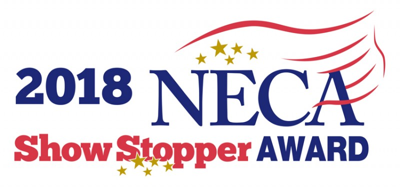 National Electrical Contractors Association 2018 Showstopper Award