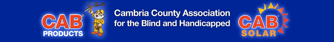 Cambria County Association for the Blind and Handicapped Logo