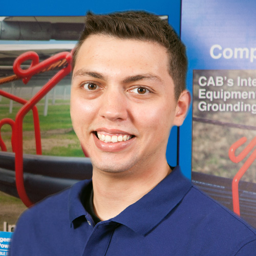 Aaron Hochstein, CAB Administrative Assistant