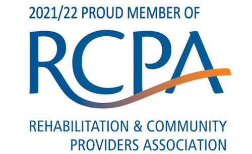 Rehabilitation & Community Providers Association logo 2021-2022