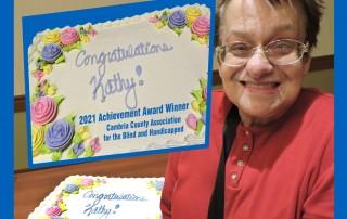 Kathleen Hritz Unique Source Achievement Award Winner 2021